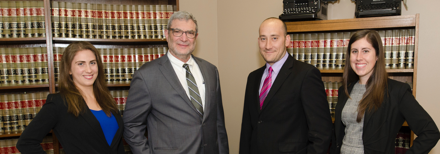 Welcome to Schlesinger & Strauss, LLC, Gary Schlesinger and Michael Strauss are experienced trial lawyers,