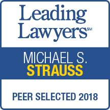 Michael Strauss Leading Lawyers 2018